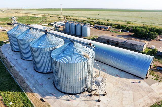 В Старополтавский район пришли современные технологии перевалки сельхозпродукции.