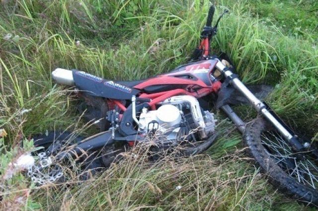 Авария произошла летом.