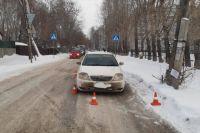 Девятилетняя девочка получила травмы головы в ДТП в Ленинском районе Новосибирска.