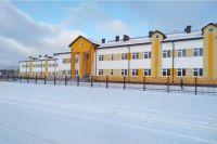 В Тюменском районе завершено строительство новой школы