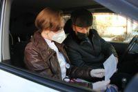 Депутаты городской думы Ишима оказывают активную помощь врачам
