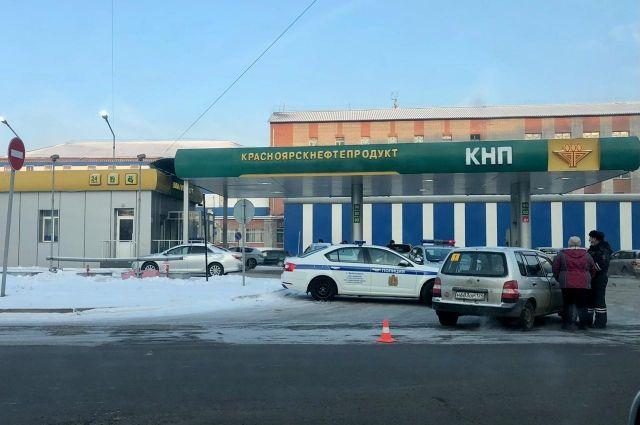 По данным дорожных полицейских, в инциденте никто не пострадал.
