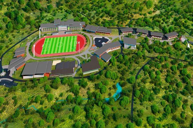 Спортивный лагерь в Филинской бухте будет заниматься селекцией спортсменов