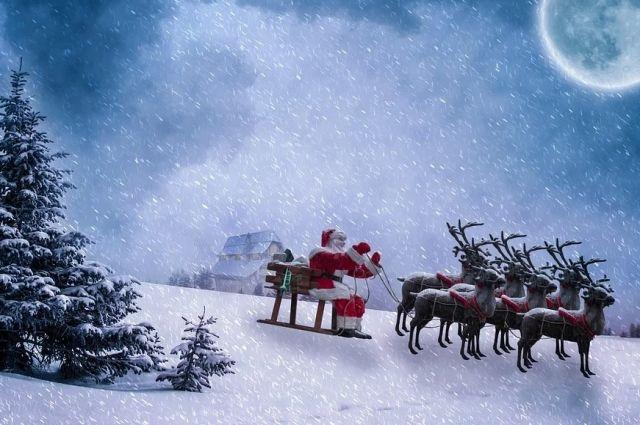 В 2020 году благотворительному проекту «Путешествие Деда Мороза с НТВ» исполнилось 5 лет.