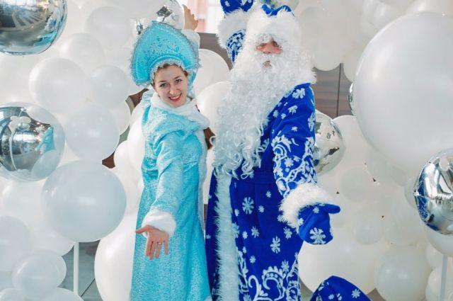 Мест встречи с Морозом стало заметно больше.