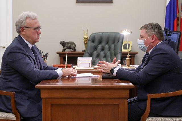 Главой отрасли стал бывший сотрудник управления зеленого строительства города Алексей Панов.