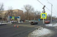 В Оренбурге 17-летнего пешехода сбили на «зебре».