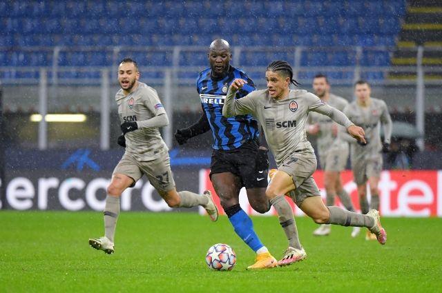 Путевку в Лигу Европы «Шахтеру» принесла ничья (0:0) в матче 6-го тура в Милане против «Интера».