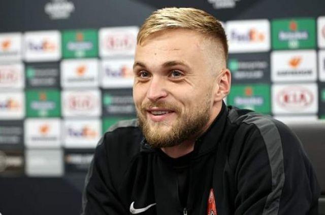 «Заря» подписал новый контракт с голкипером Никитой Шевченко.