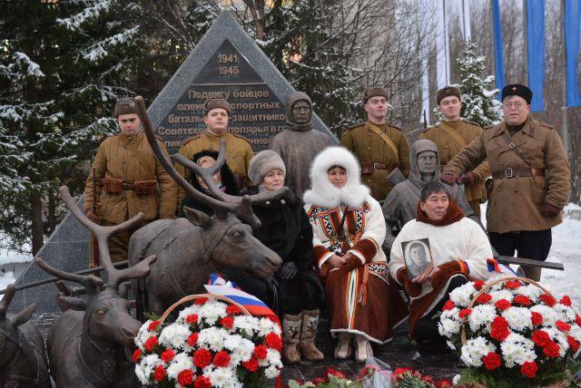 Оленетранспортные батальоны участвовали в боях за Петсамо, Никель, Рудники, Киркенес, освободили Советское Заполярье и вступили на территорию Северной Норвегии.