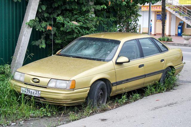 Ford Taurus, или «Тарас».
