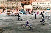 В 2021 году по программе реновации отремонтируют 17 дворов, в некоторых из них благоустроят  детские площадки.