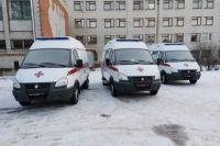 С начала года в Тюменскую область поступило 56 новых машин скорой помощи