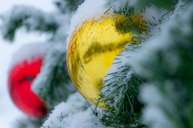 В Оренбургской области ожидается снегопад.