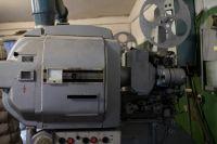 В Сосновском доме культуры восстановили советскую киноустановку, которая работала в 80-е годы.