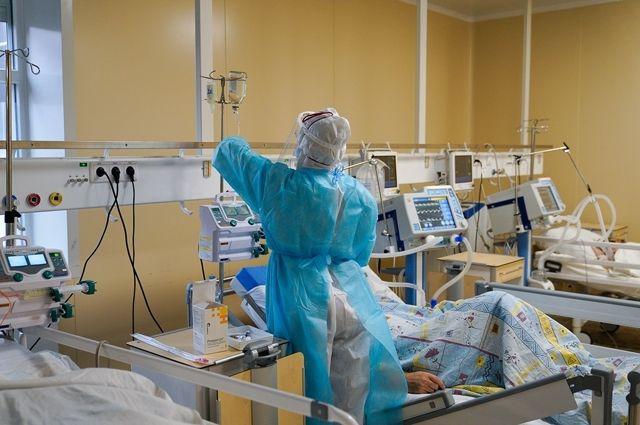 Новая коронавирусная инфекция унесла жизни 1 464 пациентов.