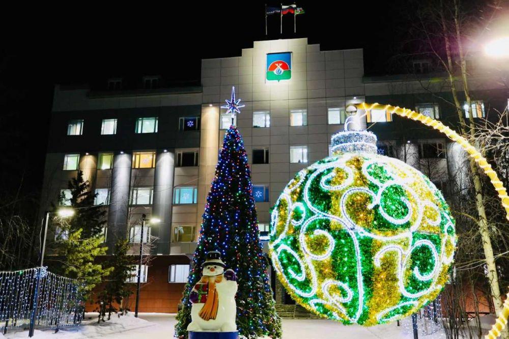 Новогодний Ямал