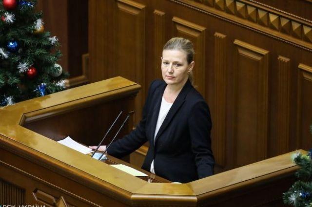 Рада назначила министром по делам ветеранов генерал-майора Лапутину.