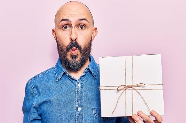 Оставь себе, дорогая! 10 неудачных новогодних подарков для мужчин