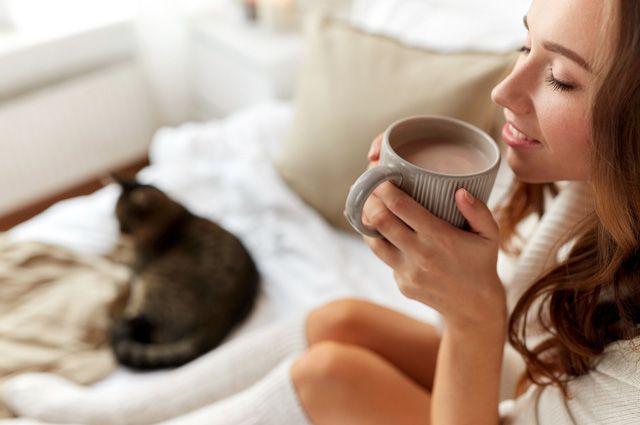 Энергетик для мозга. Почему утро стоит начать с чашки какао?