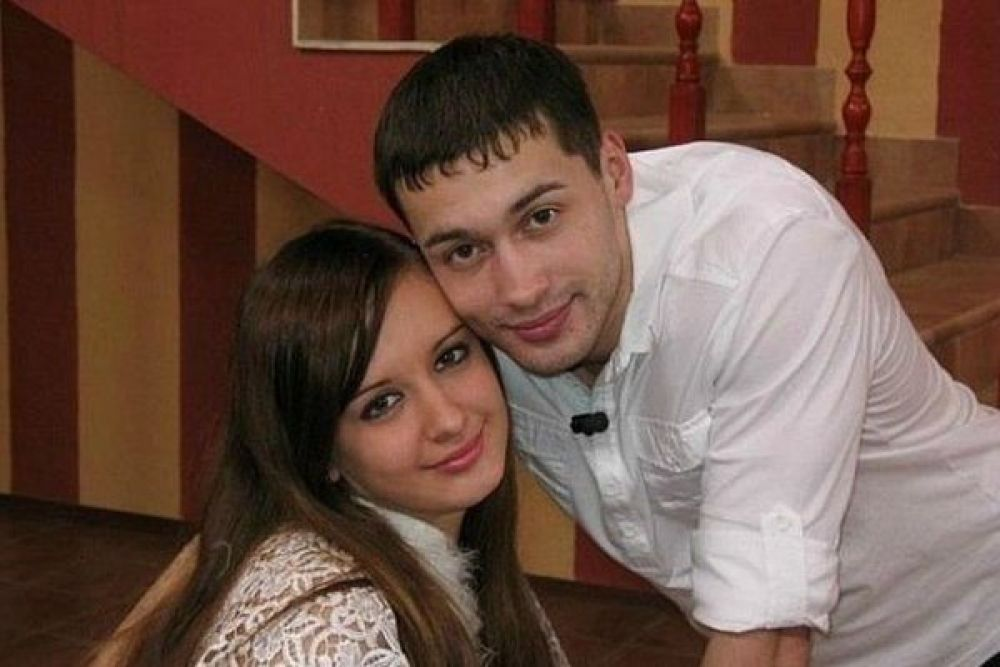 Андрей Черкасов и Рита Агибалова.