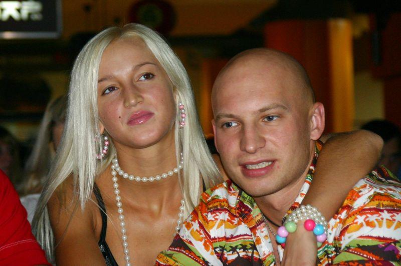 Ольга Бузова и Роман Третьяков.