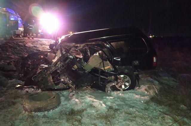 Водитель и пассажиры не были пристёгнуты ремнями безопасности.