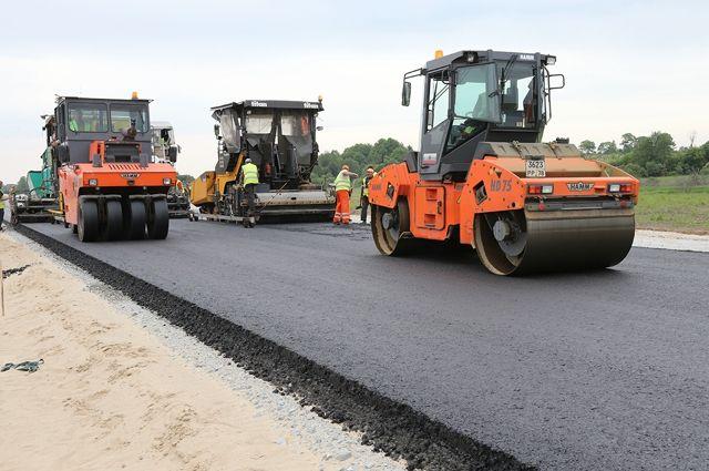 Никогда ранее регион не направлял такие средства на дорожный фонд.