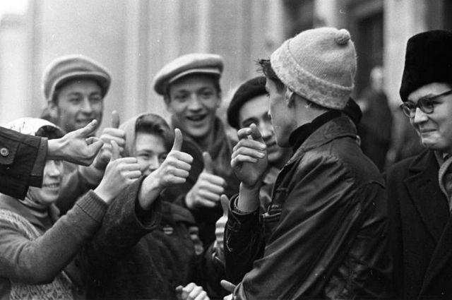 Молодежь СССР и не подозревала, что их время отойдёт в область мифов.