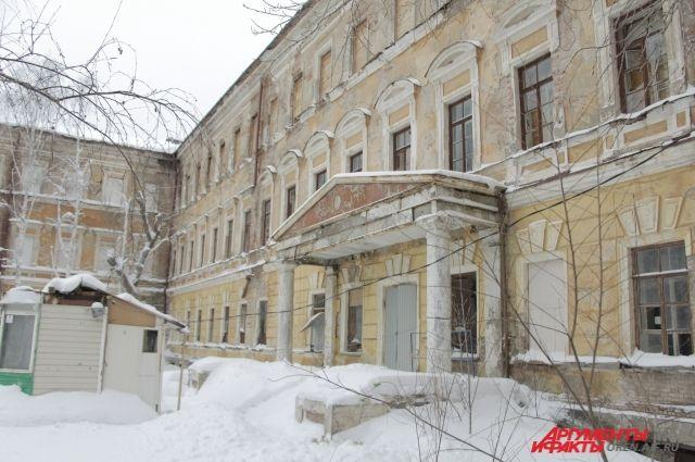 Главный архитектор Оренбуржья рассказала о планах по превращению гагаринской летки в гостиницу и музей космонавтики.