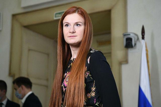 Член экспертного совета при Уполномоченном по правам человека в РФ, член Общественной палаты РФ Мария Бутина.