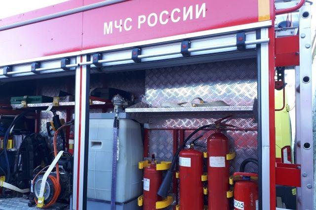 В Тюменской области за минувшую неделю произошло 57 пожаров