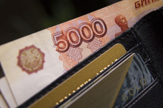 Сумма выплаты на ребёнка составила пять тысяч рублей.