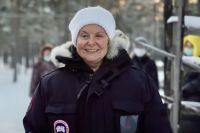 Губернатор Югры Наталья Комарова побывала на IT-стойбище Клима Кантерова