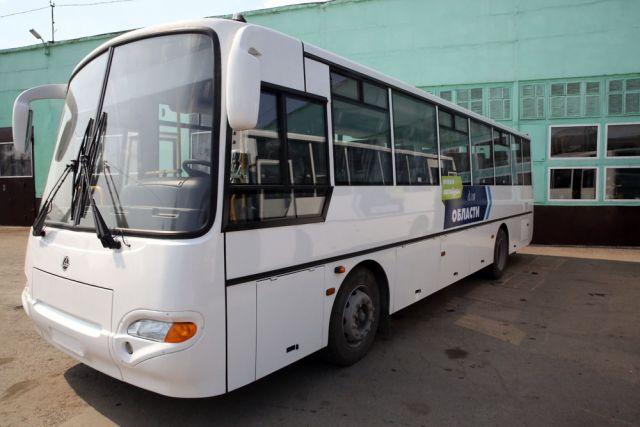 Все новые автобусы будут закреплены за четырьмя маршрутами