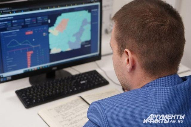 Сотрудники Центра управления регионом по «тепловой карте» отслеживают, в каких ведомствах при ответе на обращения возникли проблемы.
