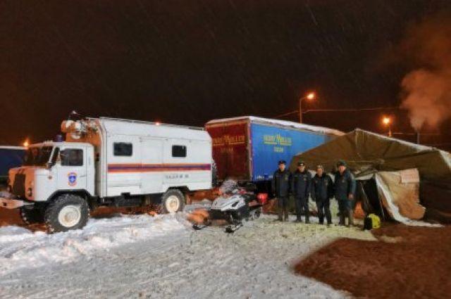 Минтранс региона рекомендует водителям отказаться от дальних поездок в особо морозные дни.