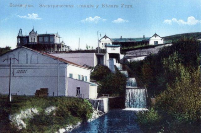 Одна из первых ГЭС в стране.