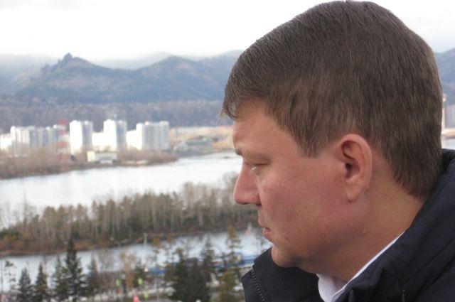 Красноярск – центр Евразии, душа и сила Сибири – заслуживает известности, считает мэр.