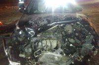В результате ДТП пострадали оба водителя. Они получили травмы различной степени тяжести, их отвезли в больницу. Через некоторое время водитель «Лады» умер.