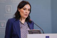 Замглавы Офиса президента Ковалив сложила свои полномочия.