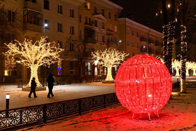К празднику готовы. Как преображаются к новому году малые города?