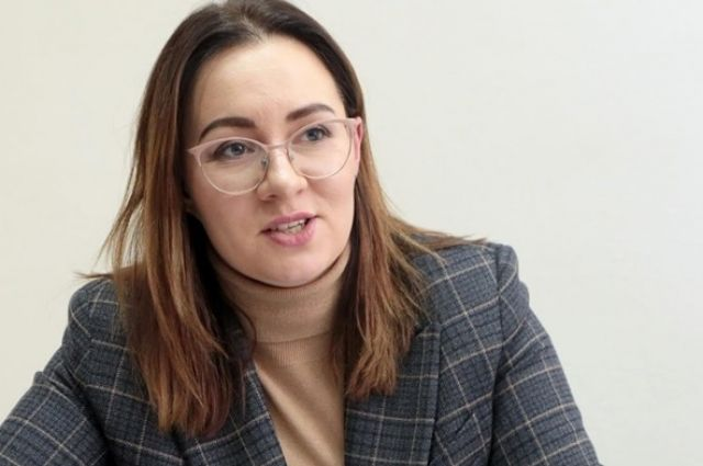 Юлия Свириденко