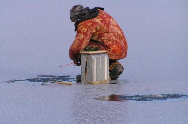 зимняя рыбалка рязань
