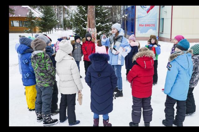 Этой зимой в них отдохнут более 500 юных северян