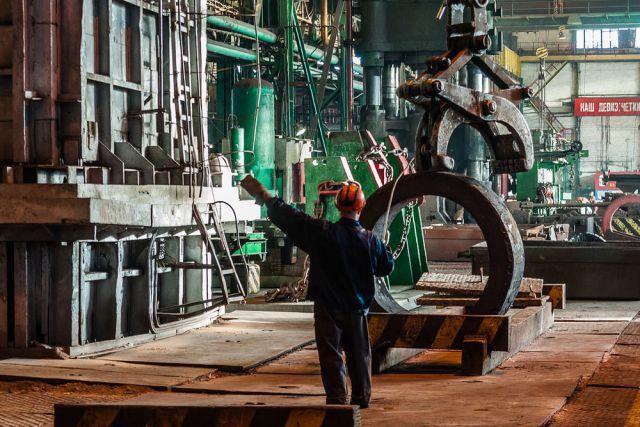 Многие производства работают без выходных.