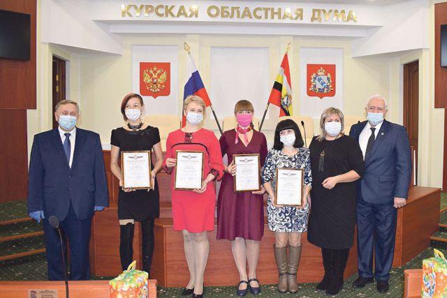 В Курской области действует целый комплекс законодательных мер поддержки многодетных родителей.