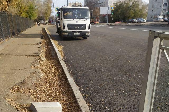 Ремонт дорог в Оренбурге в 2020 году выполняла компания «ГП Дорстрой-Уфа».