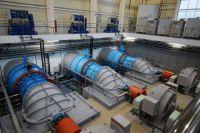 Станция оснащена тремя горизонтальными гидроагрегатами по 1,75 МВт.