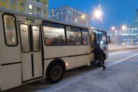 В северной столице Красноярского края сейчас сильные морозы.